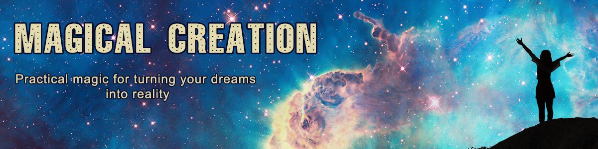 Magical Creation web banner