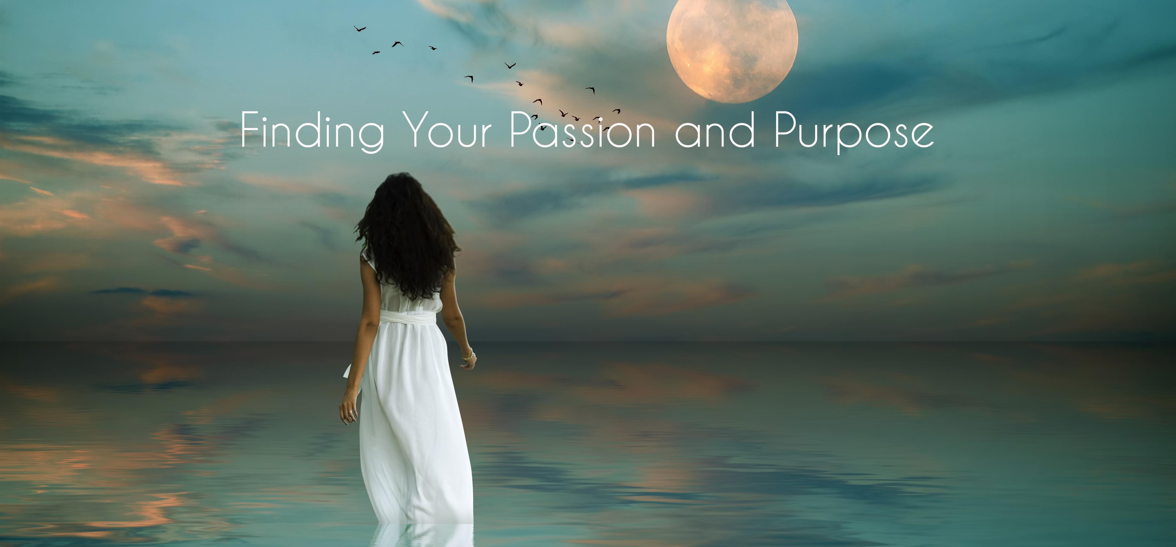 Passion & Purpose banner