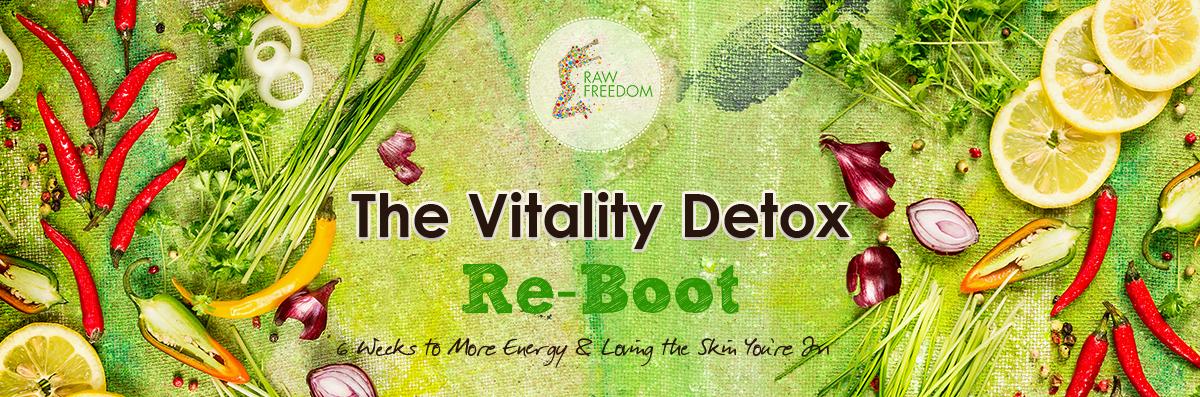 Reboot Vitality Detox